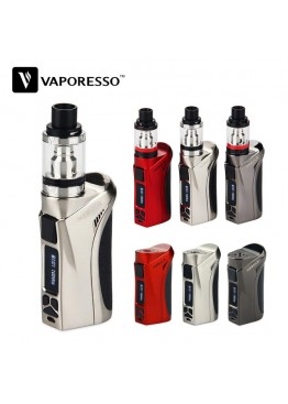 Vaporesso nebula 100w tc полный комплект состоит из танка veco plus и мода nebula 100w tc