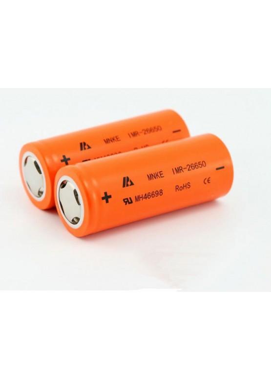 Аккумулятор 26650 для электронной сигареты