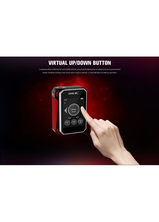 Smok g priv 220w touch screen