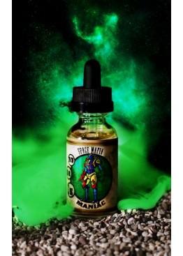 Жидкость для электронных сигарет Maniac 0 мг/30 мл SPACE MAFIA