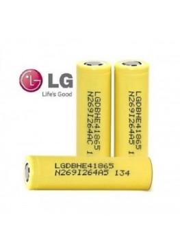 Аккумулятор 18650 lg he4 2500 mah