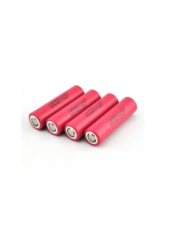 аккумулятор lg he2 18650