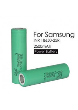 Samsung INR18650-25R 2500mAh 20А