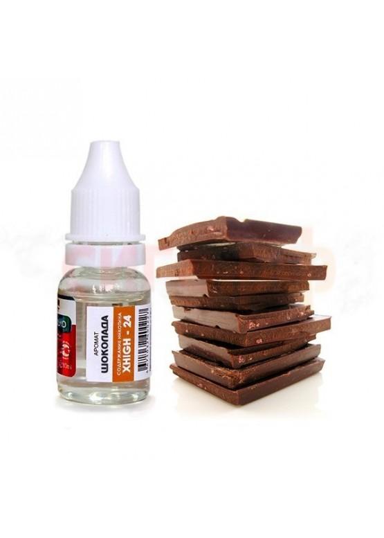 Жидкость для электронных сигарет E-Tobacco шоколад
