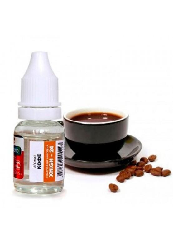 Жидкость для электронных сигарет E-Tobacco кофе