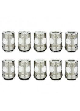 Сменные испарители Genuine Vaporesso EUC SS316L Ceramic Wick Replacement Coils