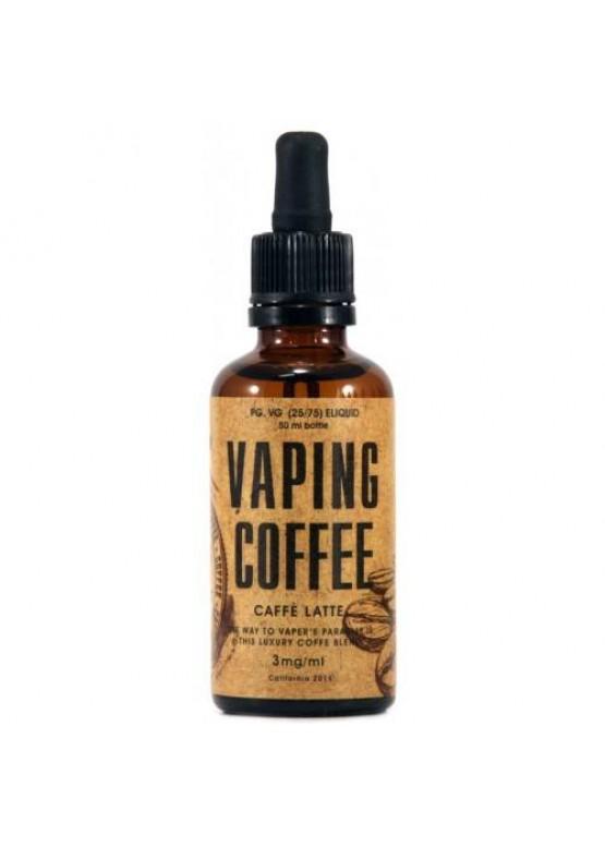 Жидкость Vaping Coffee Latte 50 ml