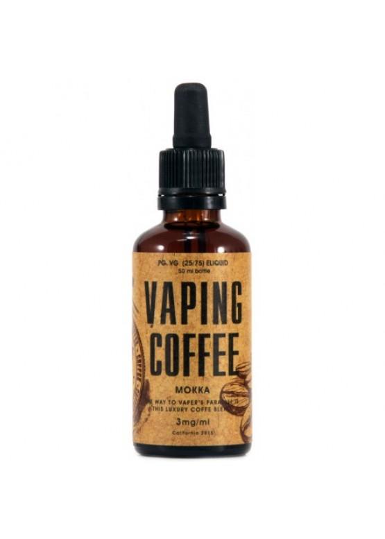 Жидкость Vaping Coffee Mokka 50 мл