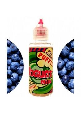Жидкость YOGURT Milk Blueberry 50 ml йогурт с черникой