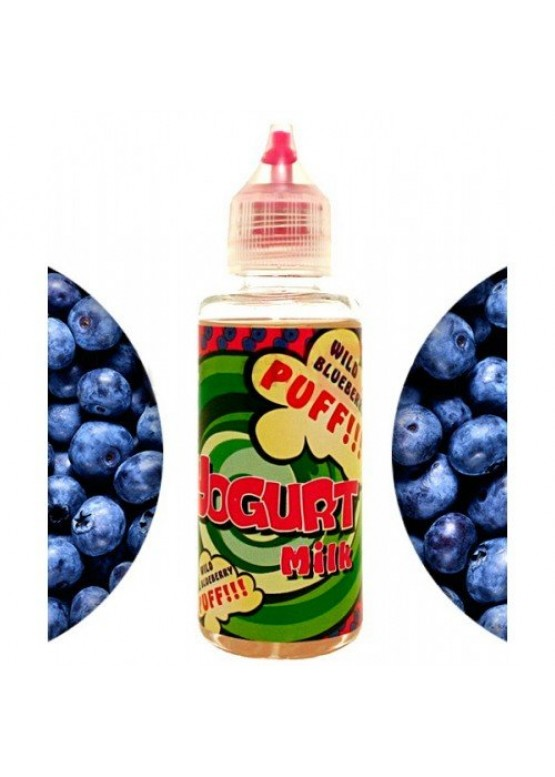 Жидкость YOGURT Milk Blueberry 50 ml