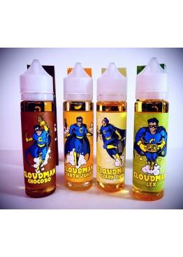 Жидкость CLOUDMAN Chocobo 60 мл пломбир с шоколадной крошкой в вафельном станчике