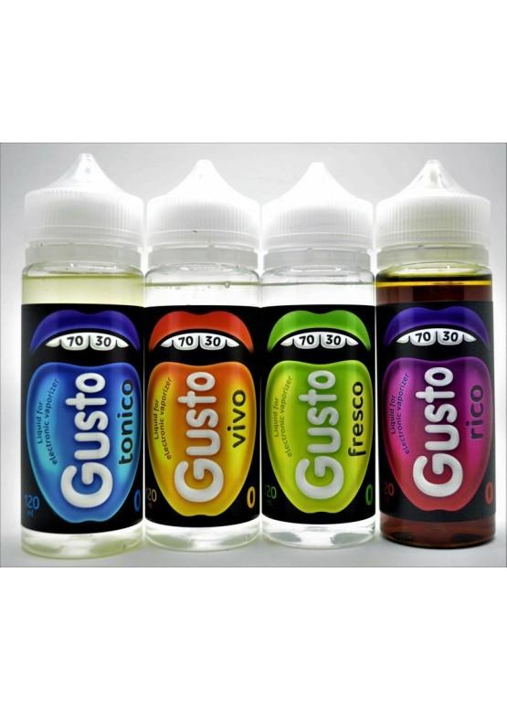 Жидкость Gusto Rico 120 мл