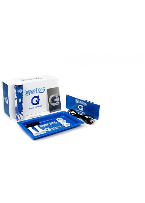 noop Dogg G Pro Blue Flora вапорайзер особенности и технические характеристики