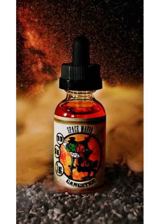 Жидкость для электронных сигарет Gangster 0 мг/30 мл space mafia