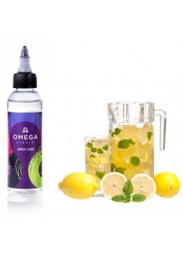 Жидкость для заправки OMEGA - Geek chic 80 мл цитрусовая газировка
