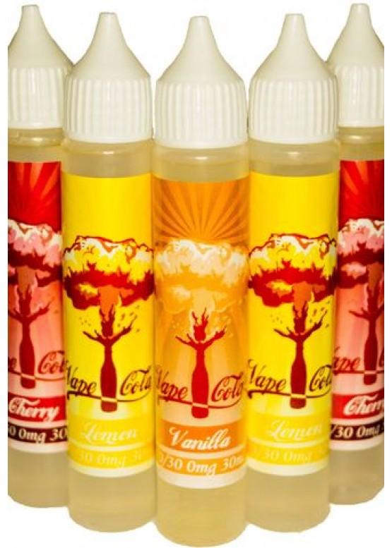 Жидкость для электронных сигарет Vape Cola Lemon 1,5 мг/30 мл