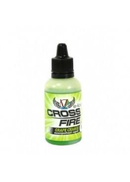 Жидкость CrossFire Виноградный заряд 30 мл