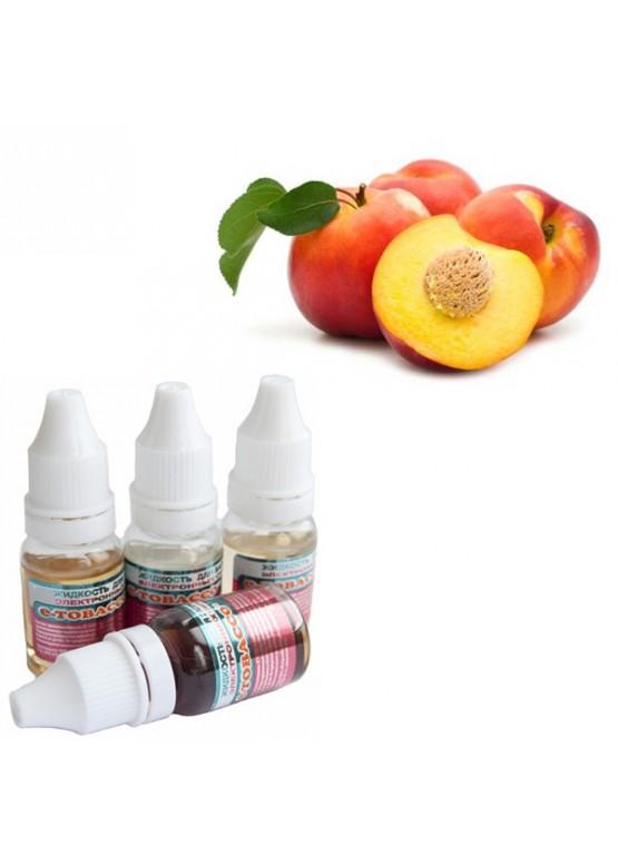 Жидкость для электронных сигарет E-Tobacco персик