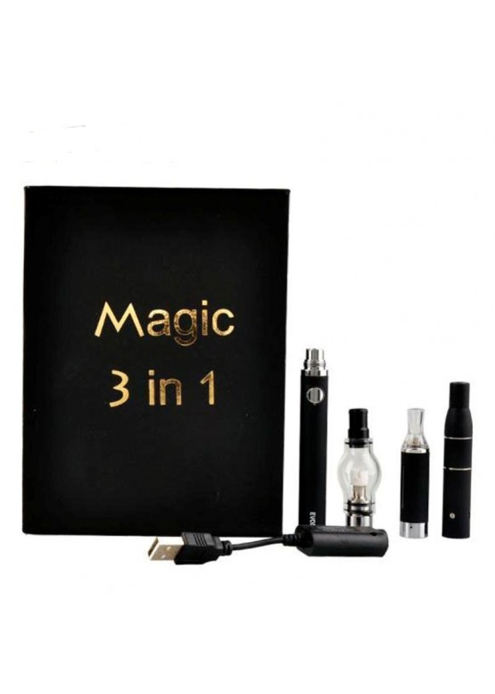 Magic 3 in 1 EVOD Vaporaizer Vape Pen в интернет магазине оплата при доставке