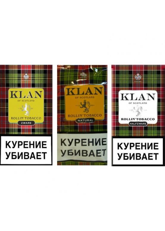 Табак для самокруток Клан Натурал (40 гр)